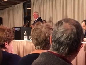 Joe Clark – Art & Reconciliation Panel